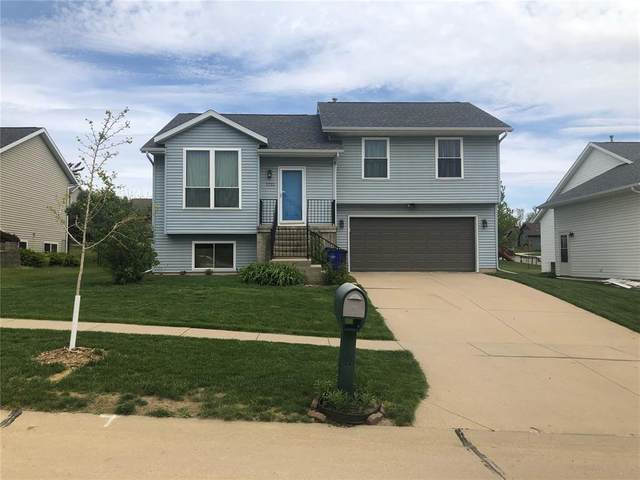 3733 Prince Dr Sw, Cedar Rapids, IA 52404 (MLS #2103220) :: The Graf Home Selling Team