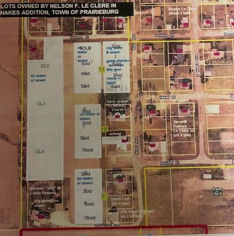 Lot OL2 Hakes Addition, Prairieburg, IA 52219 (MLS #2103240) :: The Graf Home Selling Team