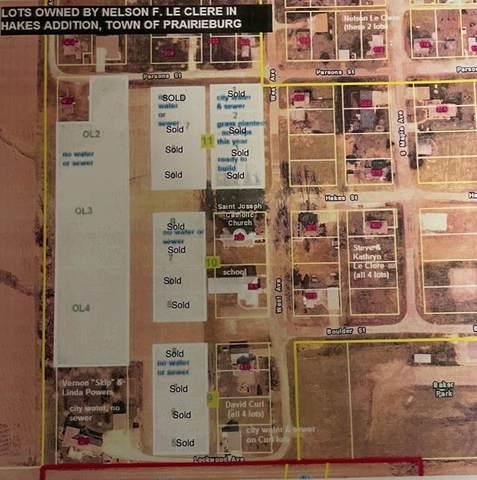Lot OL3 Hakes Addition, Prairieburg, IA 52219 (MLS #2103241) :: The Graf Home Selling Team