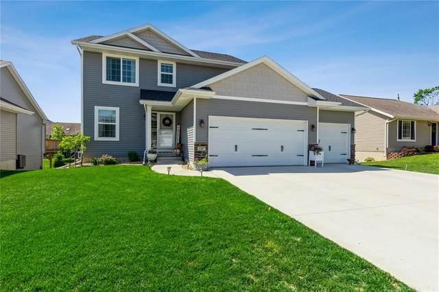 2207 Shady Grove Road SW, Cedar Rapids, IA 52404 (MLS #2103250) :: The Graf Home Selling Team