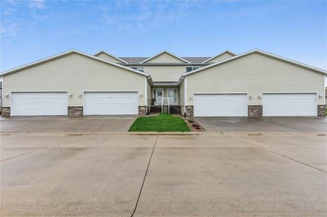 654 Secretariat Ln, Fairfax, IA 52228 (MLS #2103364) :: The Graf Home Selling Team
