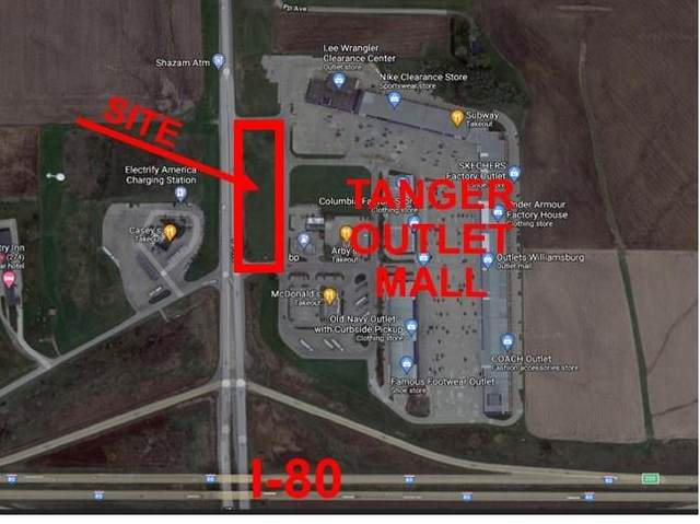 Tanger Mall, Williamsburg, IA 52361 (MLS #2103475) :: The Graf Home Selling Team