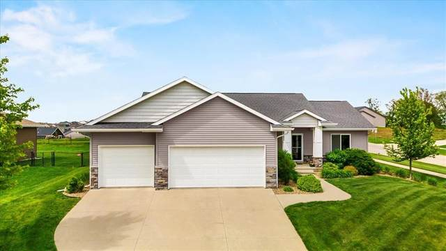 552 Rolling Hills Drive, Tiffin, IA 52340 (MLS #2103532) :: The Graf Home Selling Team