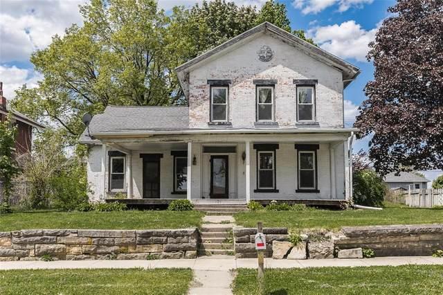 126 N Ford Street, Anamosa, IA 52205 (MLS #2103619) :: The Graf Home Selling Team