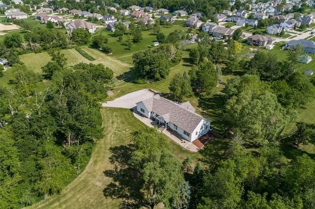 1275 E Knoll Drive, Robins, IA 52328 (MLS #2103663) :: The Graf Home Selling Team