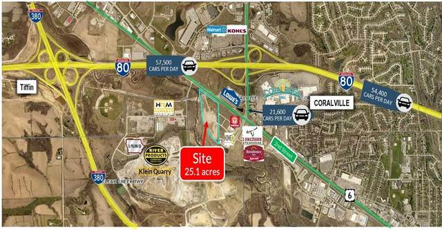 2700 2Nd/James Street Lot 6, Coralville, IA 52241 (MLS #2103738) :: The Graf Home Selling Team