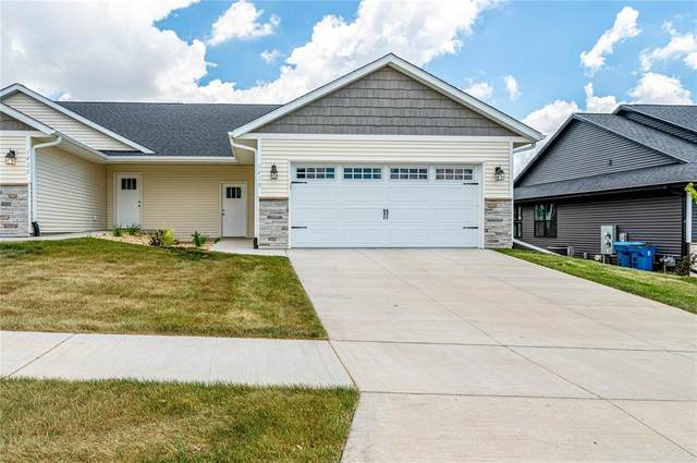 1418 Bridgewood Drive, Fairfax, IA 52228 (MLS #2103794) :: The Graf Home Selling Team