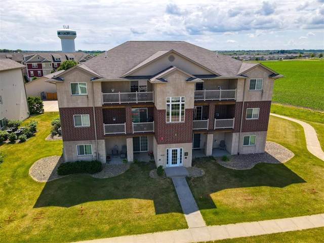 440 Madison Ave N #8, North Liberty, IA 52317 (MLS #2103839) :: The Graf Home Selling Team