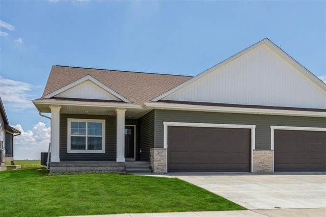 2437 Bluegrass Street, Marion, IA 52302 (MLS #2103842) :: The Graf Home Selling Team