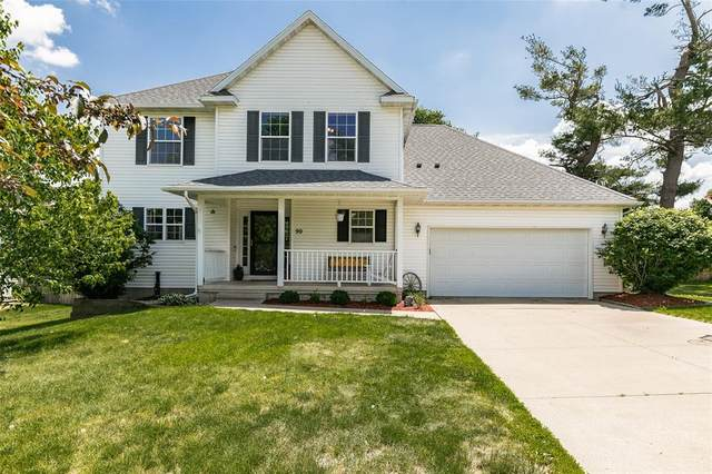 90 Pine Crest Drive, Robins, IA 52328 (MLS #2103906) :: The Graf Home Selling Team