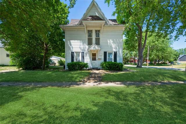 646 State St., Central City, IA 52214 (MLS #2104036) :: The Graf Home Selling Team