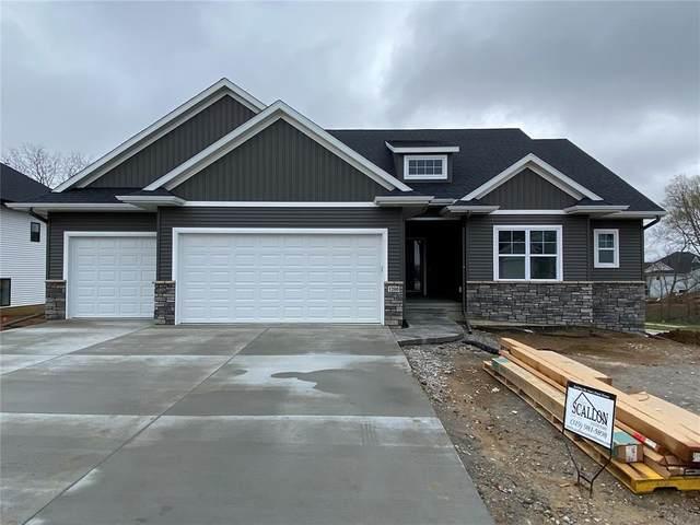 1180 Salm Drive, North Liberty, IA 52317 (MLS #2104045) :: The Graf Home Selling Team