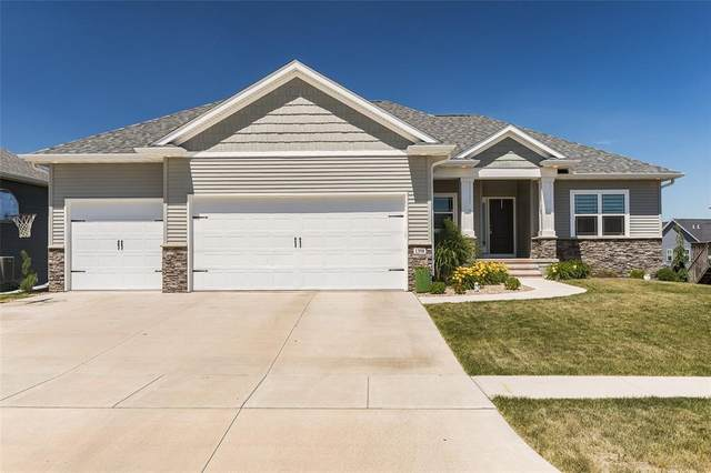 1398 Settlers Drive, Marion, IA 52302 (MLS #2104076) :: The Graf Home Selling Team