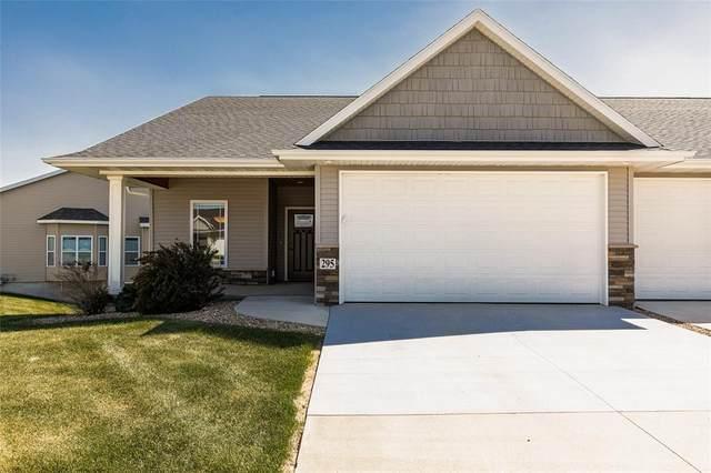 295 Ridge View Drive, Fairfax, IA 52228 (MLS #2104107) :: The Graf Home Selling Team