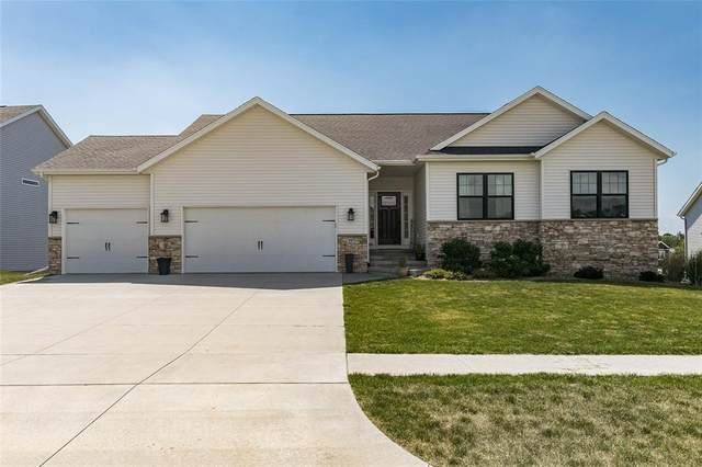 2573 Vaughn Drive, Marion, IA 52302 (MLS #2104122) :: The Graf Home Selling Team