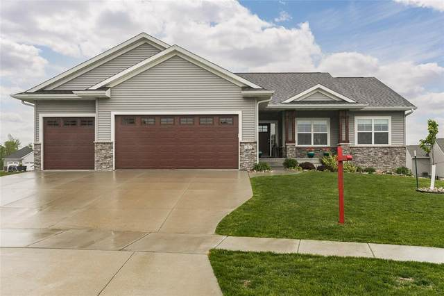 1212 Settlers Court, Marion, IA 52302 (MLS #2104126) :: The Graf Home Selling Team