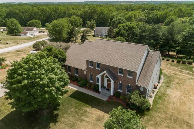 4460 Cedar Heights Circle, Center Point, IA 52213 (MLS #2104184) :: The Graf Home Selling Team