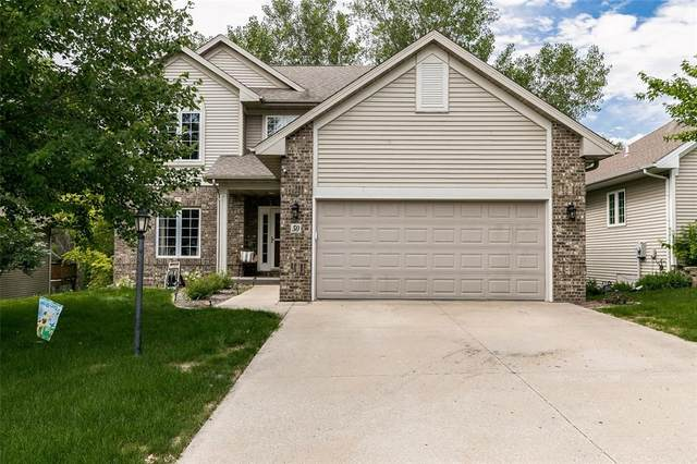 50 E Dovetail Drive, Coralville, IA 52241 (MLS #2104766) :: The Graf Home Selling Team