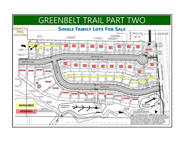 Lot 150 Greenbelt Trail Part 2, North Liberty, IA 52317 (MLS #2104820) :: The Graf Home Selling Team