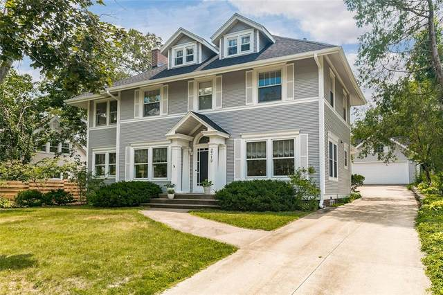 2319 Ridgeway Drive SE, Cedar Rapids, IA 52403 (MLS #2104866) :: The Graf Home Selling Team
