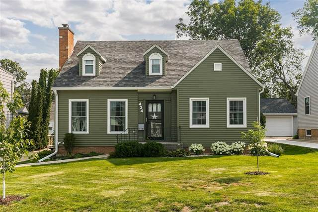 434 Dunreath Drive NE, Cedar Rapids, IA 52402 (MLS #2104929) :: The Graf Home Selling Team