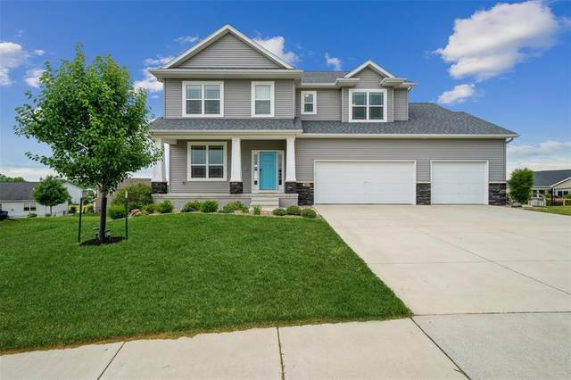 2064 Addison Court, Marion, IA 52302 (MLS #2104936) :: The Graf Home Selling Team