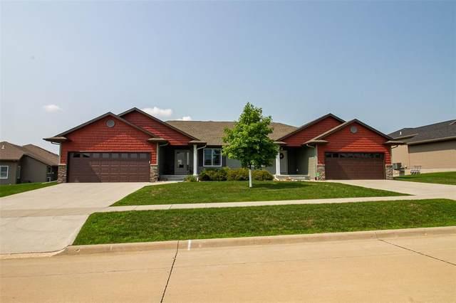 4127 Garnet Circle, Marion, IA 52302 (MLS #2104937) :: The Graf Home Selling Team