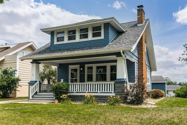 544 Forest Drive SE, Cedar Rapids, IA 52403 (MLS #2104958) :: The Graf Home Selling Team