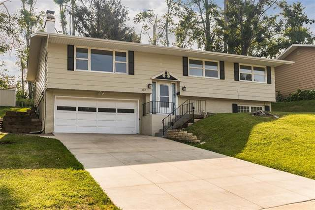 390 Red Fox Road SE, Cedar Rapids, IA 52403 (MLS #2104999) :: The Graf Home Selling Team
