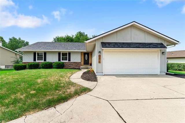 7015 Brentwood Drive NE, Cedar Rapids, IA 52402 (MLS #2105006) :: The Graf Home Selling Team