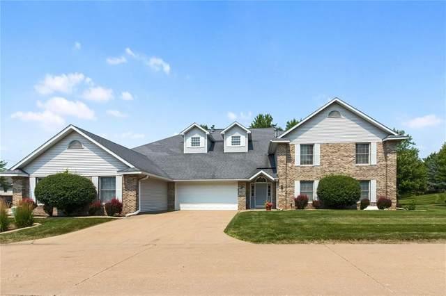 2366 Willowbrooke Lane, Iowa City, IA 52246 (MLS #2105035) :: The Graf Home Selling Team