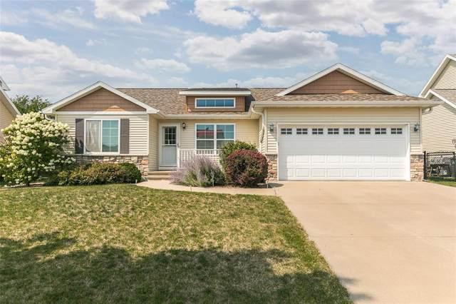 1224 Deer Run Drive NE, Cedar Rapids, IA 52402 (MLS #2105093) :: The Graf Home Selling Team