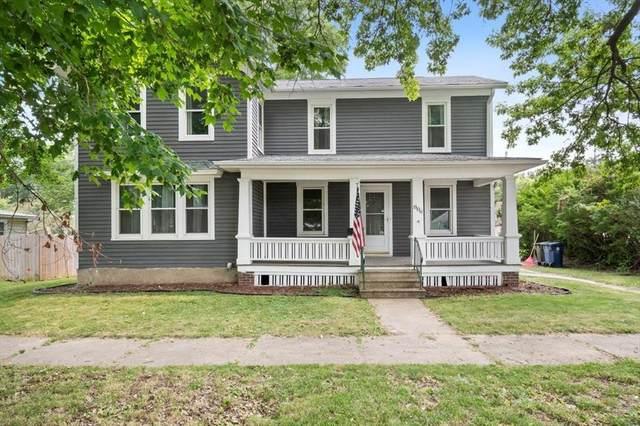 806 Cedar Street, Tipton, IA 52772 (MLS #2105108) :: The Graf Home Selling Team