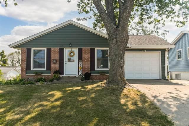 405 Cherry Hill Road SW, Cedar Rapids, IA 52404 (MLS #2105124) :: The Graf Home Selling Team
