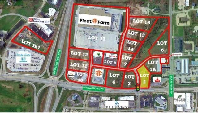 Lot 2 Edgewood Town Center, Cedar Rapids, IA 52411 (MLS #2105126) :: The Graf Home Selling Team