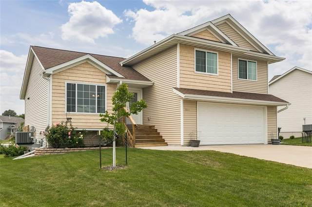 2509 Russell Drive, Iowa City, IA 52240 (MLS #2105132) :: The Graf Home Selling Team