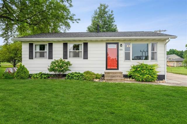 820 Grubbs Street, Center Point, IA 52213 (MLS #2105135) :: The Graf Home Selling Team