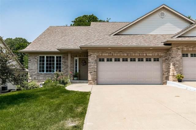 83 Arbor Hills Circle, Iowa City, IA 52245 (MLS #2105200) :: The Graf Home Selling Team