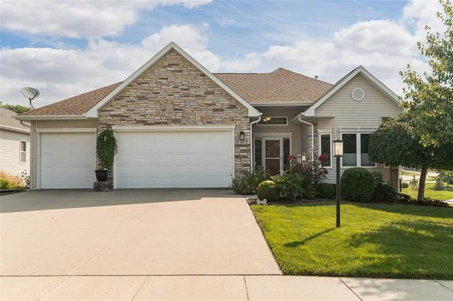 3000 High Bluff Court, Coralville, IA 52241 (MLS #2105214) :: The Graf Home Selling Team