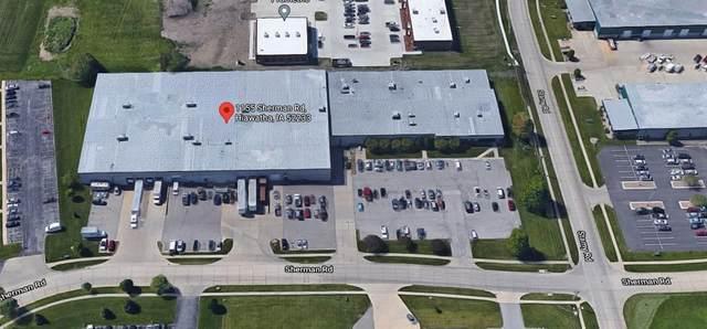 1155 Sherman Road #2, Hiawatha, IA 52233 (MLS #2105218) :: The Graf Home Selling Team