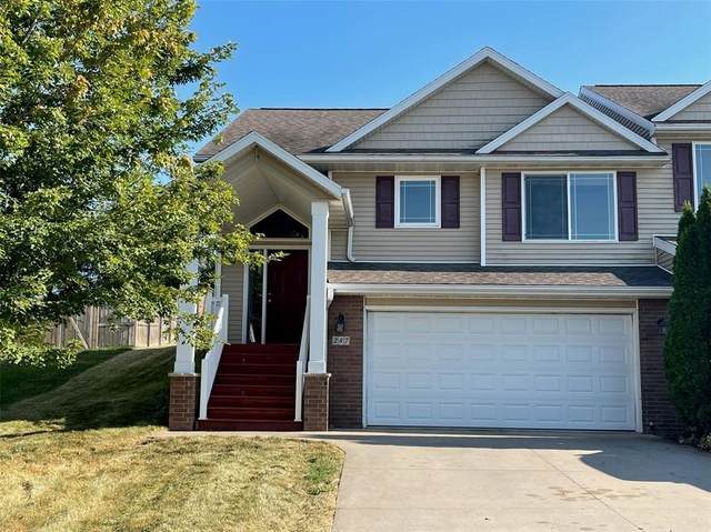 287 Hickory Court, Tiffin, IA 52340 (MLS #2105766) :: The Graf Home Selling Team