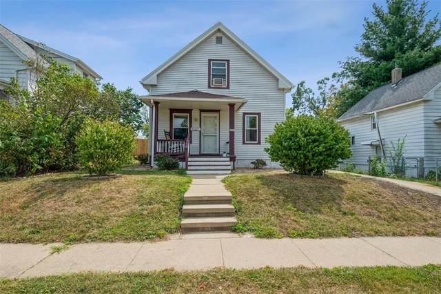 1615 13th Avenue SE, Cedar Rapids, IA 52401 (MLS #2105774) :: The Graf Home Selling Team