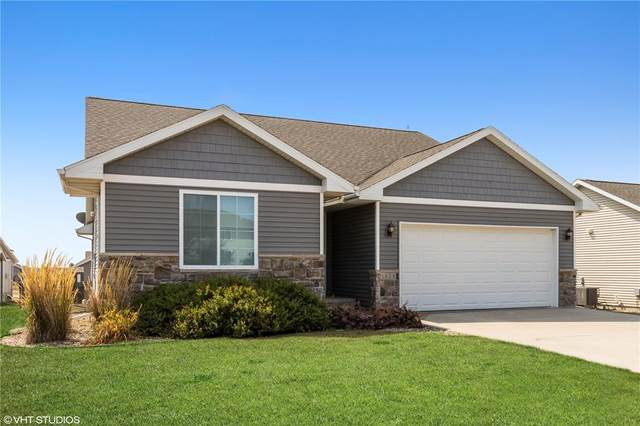1421 Scarlet Sage Dr Sw, Cedar Rapids, IA 52404 (MLS #2105787) :: The Graf Home Selling Team