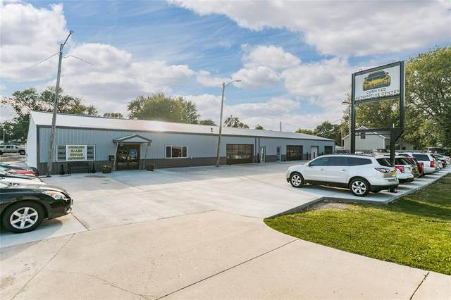 209 Franklin Street, Center Point, IA 52213 (MLS #2105951) :: The Graf Home Selling Team