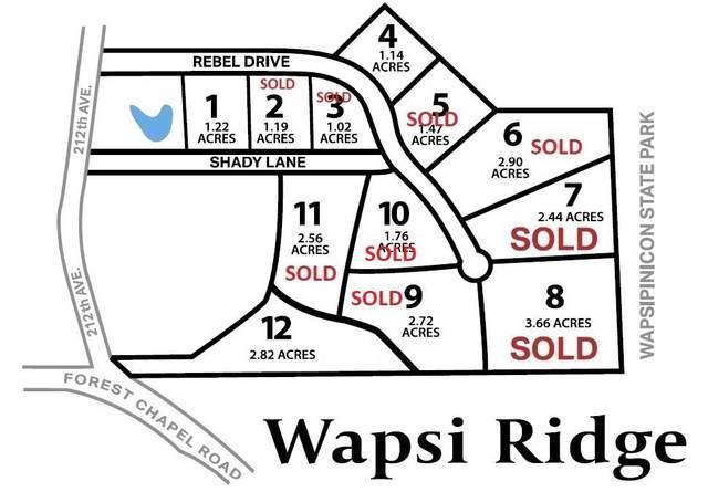 915226002 Parcel, Lot 4, Wapsi Ridge, Anamosa, IA 52205 (MLS #2105983) :: The Graf Home Selling Team