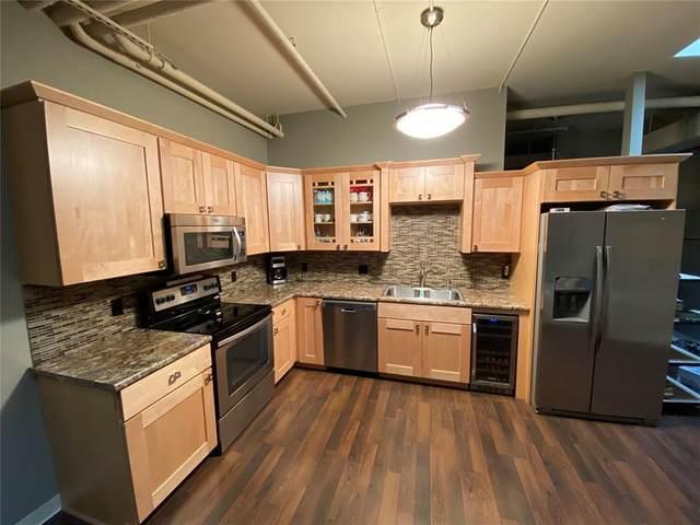 905 3rd Street SE #504, Cedar Rapids, IA 52401 (MLS #2106114) :: The Graf Home Selling Team