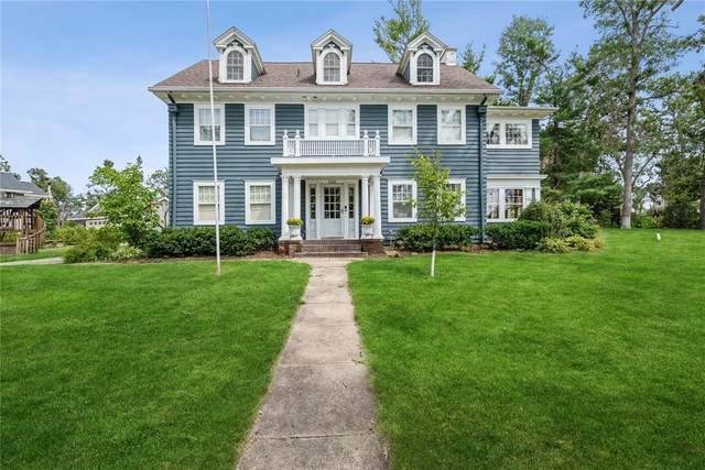 530 Knollwood Drive SE, Cedar Rapids, IA 52403 (MLS #2106152) :: The Graf Home Selling Team