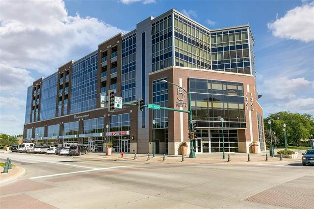 1303 5th Street #602, Coralville, IA 52241 (MLS #2106246) :: The Graf Home Selling Team