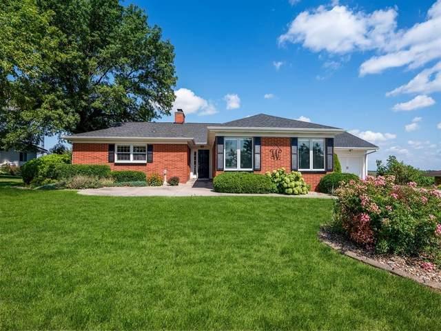 4911 Longview Drive, Fairfax, IA 52228 (MLS #2106306) :: The Graf Home Selling Team