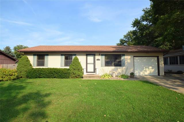 1914 Grantwood Street, Iowa City, IA 52240 (MLS #2106309) :: The Graf Home Selling Team